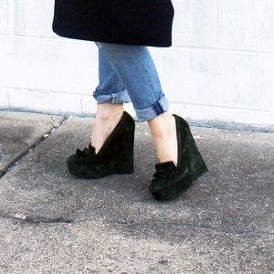 Balenciaga Wedge Loafer - MaryKate Olsen - 38